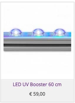 LED UV Booster 60 cm